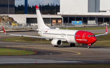 SE-RRH - Norwegian Air Sweden Boeing 737-800
