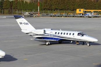 SP-CUD - Private Cessna 525B Citation CJ3