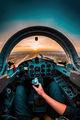 - - Private Aero L-29 Delfín aircraft