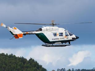 HU.22-08 - Spain - Guardia Civil MBB BK-117