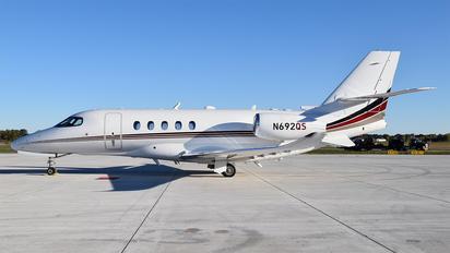 N692QS - Netjets (USA) Cessna 680A Latitude