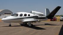 N958AG - Private Cirrus Vision SF50 aircraft