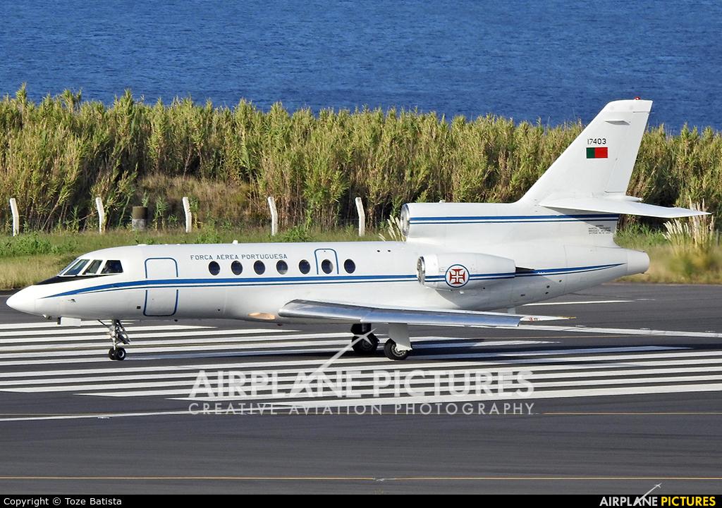 Portugal - Air Force 17403 aircraft at Azores - Ponta Delgada
