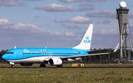 PH-BXA - KLM Boeing 737-800 aircraft