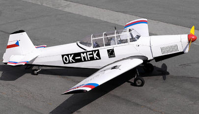 OK-MFK - Aeroklub Czech Republic Zlín Aircraft Z-226 (all models)