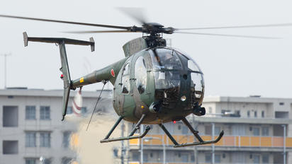 31308 - Japan - Ground Self Defense Force Kawasaki OH-6
