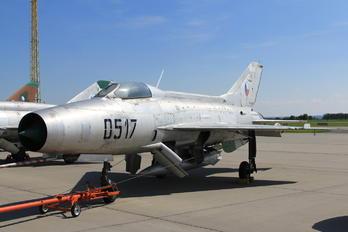 0517 - Czech - Air Force Mikoyan-Gurevich MiG-21F-13