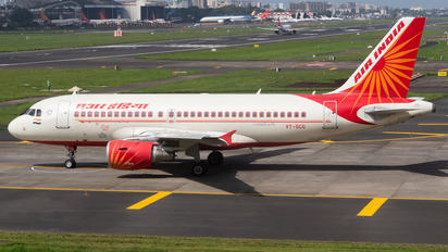 VT-SCG - Air India Airbus A320