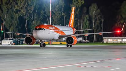 G-UZLD - easyJet Airbus A320 NEO