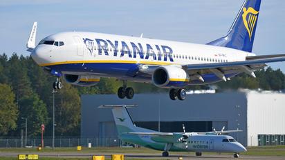 SP-RKC - Ryanair Sun Boeing 737-8AS
