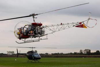 I-PNIK - Private Agusta / Agusta-Bell AB 47