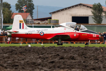 XW367 - Private BAC Jet Provost T.5A