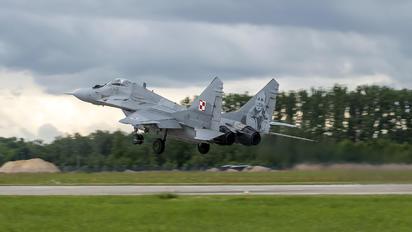59 - Poland - Air Force Mikoyan-Gurevich MiG-29