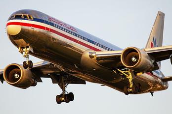 N370AA - American Airlines Boeing 767-300ER