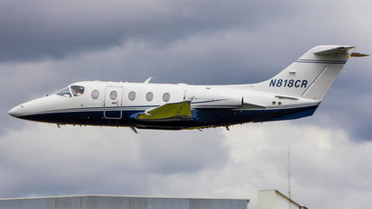 N818CR - Private Hawker Beechcraft 400A Beechjet