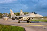 56 - Poland - Air Force Mikoyan-Gurevich MiG-29 aircraft