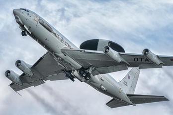 AWACS - Boeing E-3 Sentry