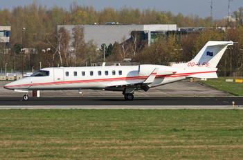 OO-LFS - Abelag Aviation Learjet 45