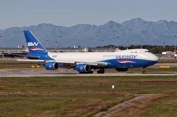 VQ-BWY - Silk Way Airlines Boeing 747-8F