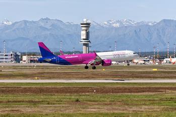 HA-LVM - Wizz Air Airbus A321 NEO
