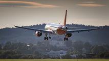 G-EZTD - easyJet Airbus A320 aircraft