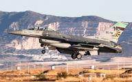 89-2098 - USA - Air Force General Dynamics F-16CG Night Falcon aircraft