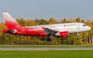 VQ-BAT - Rossiya Airbus A319 aircraft