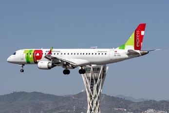 CS-TPS - TAP Express Embraer ERJ-190 (190-100)
