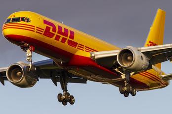D-ALEB - DHL Cargo Boeing 757-200F