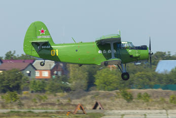 01 - Russia - Air Force Antonov An-2