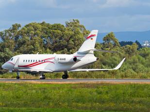 D-BAHB - MHS Aviation Dassault Falcon 2000LX