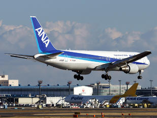 JA612A - ANA - All Nippon Airways Boeing 767-300ER