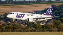 SP-LDH - LOT - Polish Airlines Embraer ERJ-170 (170-100) aircraft