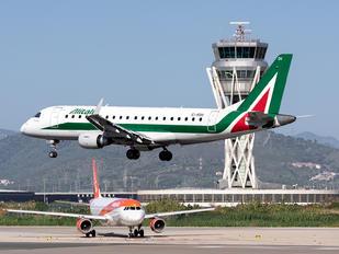 EI-RDH - Alitalia Embraer ERJ-175 (170-200)