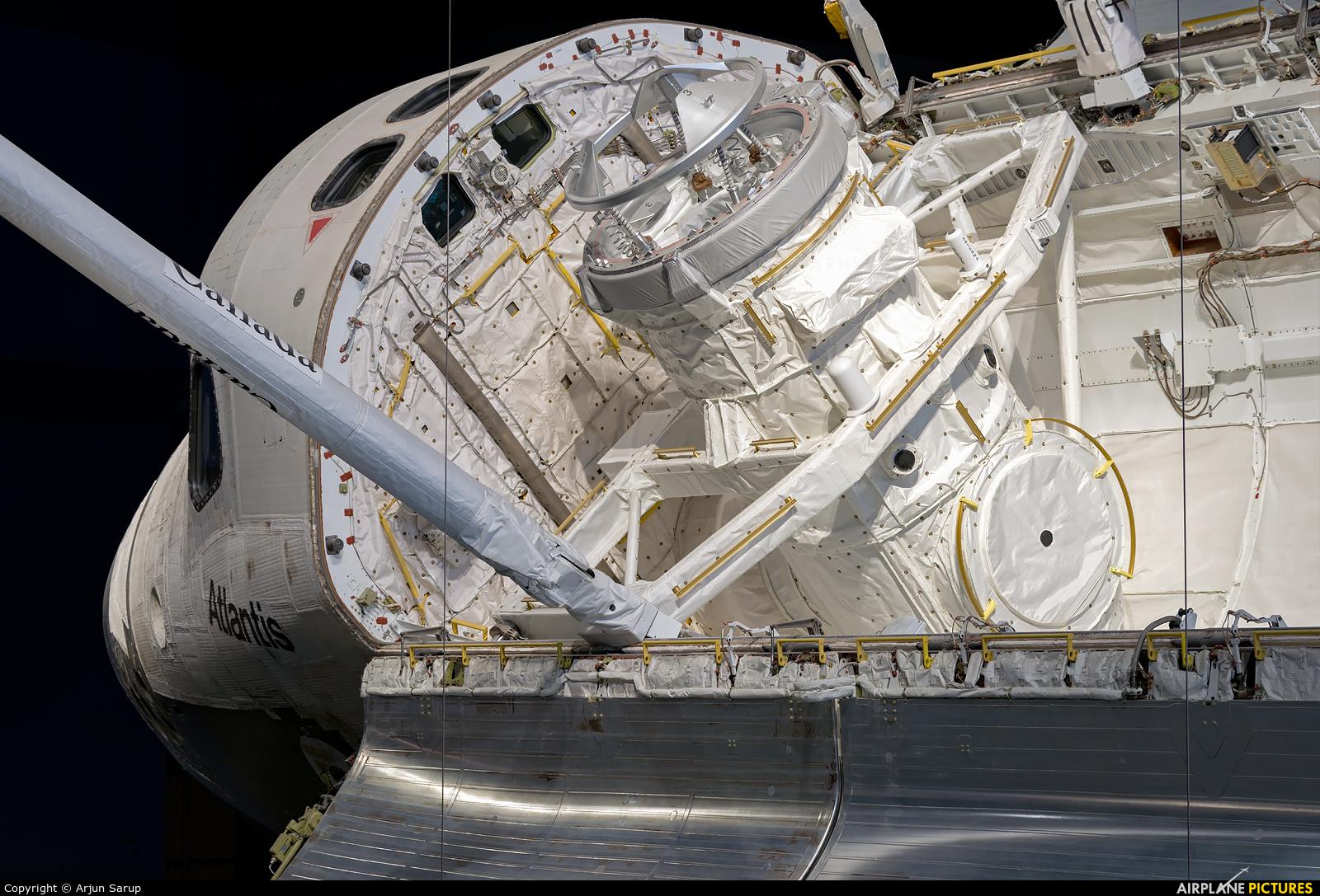NASA OV-104 aircraft at Nasa Shuttle Landing Facility