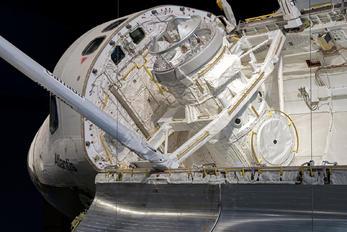 OV-104 - NASA Rockwell Space Shuttle