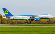 UK75705 - Uzbekistan Airways Boeing 757-200WL aircraft
