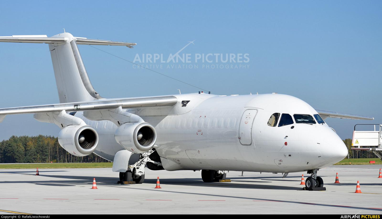 Jota Aviation G-JOTF aircraft at Katowice - Pyrzowice