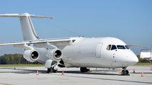 G-JOTF - Jota Aviation British Aerospace BAe 146-300/Avro RJ100 aircraft