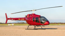 OK-ABR - Private Bell 505 Jet Ranger X aircraft