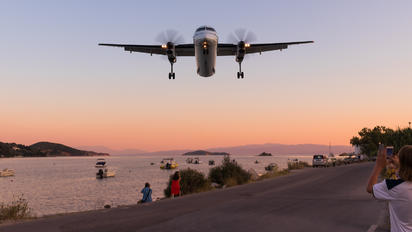 SX-OBF - Olympic Airlines de Havilland Canada DHC-8-400Q / Bombardier Q400