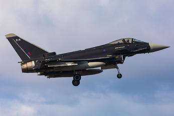 ZJ914 - Royal Air Force Eurofighter Typhoon F.2