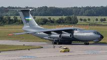 Uzbekistan Air Force UK-76007 image