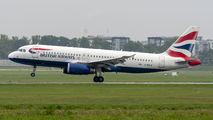 British Airways G-EUUG image