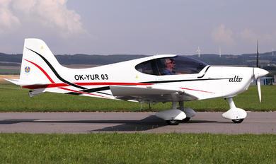 OK-YUR 03 - Private Alto 912TG