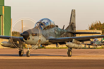 5928 - Brazil - Air Force Embraer EMB-314 Super Tucano A-29B
