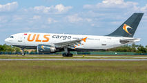 TC-VEL - ULS Cargo Airbus A310F aircraft