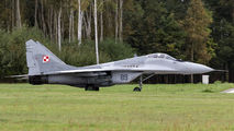 89 - Poland - Air Force: White & Red Iskras Mikoyan-Gurevich MiG-29 aircraft