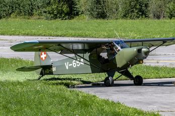 HB-PAV - Private Piper PA-18 Super Cub