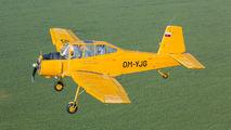 OM-YJG - Aero Slovakia Zlín Aircraft Z-37A Čmelák aircraft